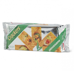Crackers integrali - 275 g